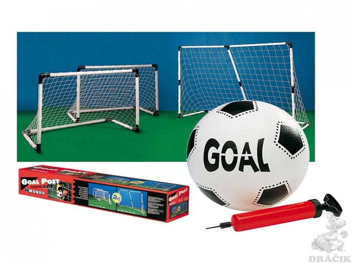 3d0b4d600 Futbalové bránky 2 v 1 | Dráčik