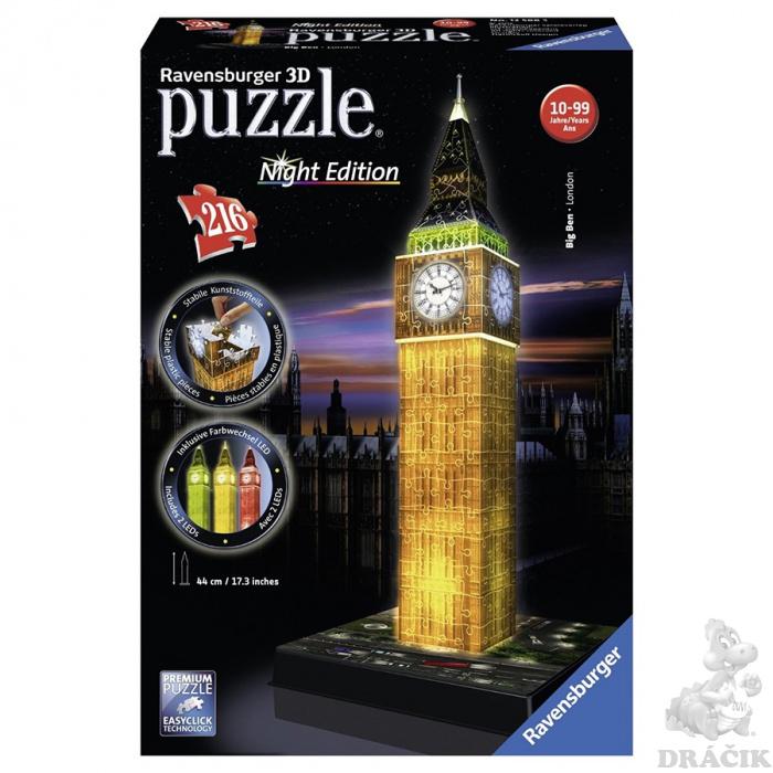 bfc80a07e Puzzle 216 - 3D Big Ben