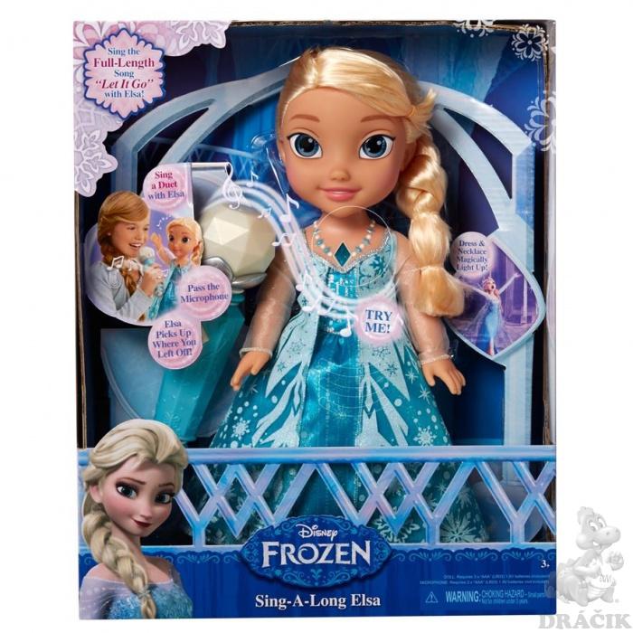 bb582f775 Frozen - Spievajúca Elsa | Dráčik