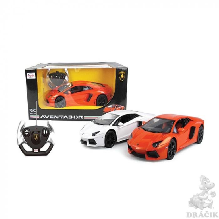 c96d19431 Lamborghini Aventador 1:14 - auto na diaľkové ovládanie | Dráčik