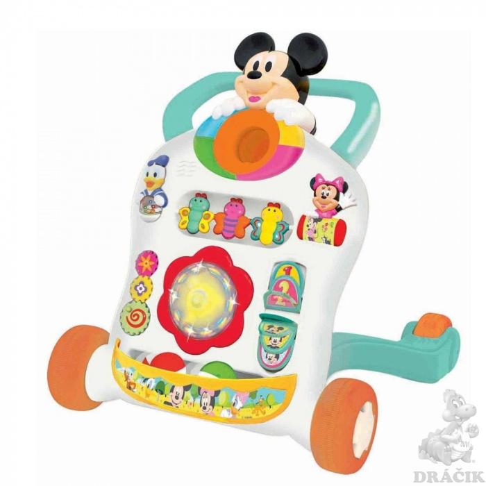 Disney Mickey Mouse - Interaktívne chodítko  6c613b7ac7f