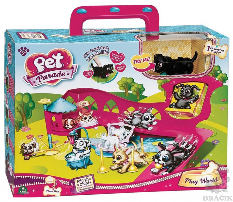 7adff04ae Pet Parade - Hracia sada so psíkom | Dráčik