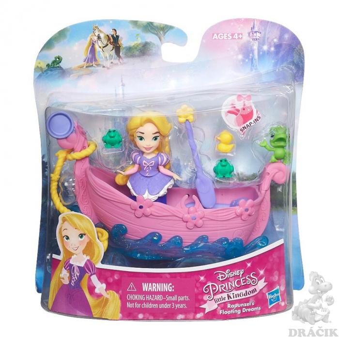 Disney Princess - Bábika v loďke  2ed76f607c