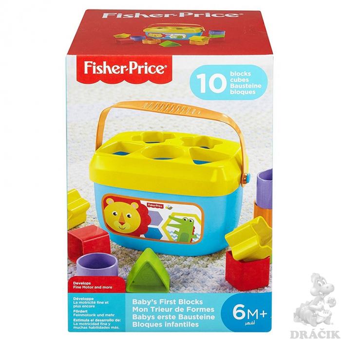 fa0b8be3f Fisher Price - Vkladačka | Dráčik