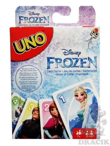 3c1812c1e UNO karty - Disney Frozen   Dráčik