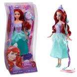 ff359f569 Disney Princess - Bábika s čarovnými vlasmi
