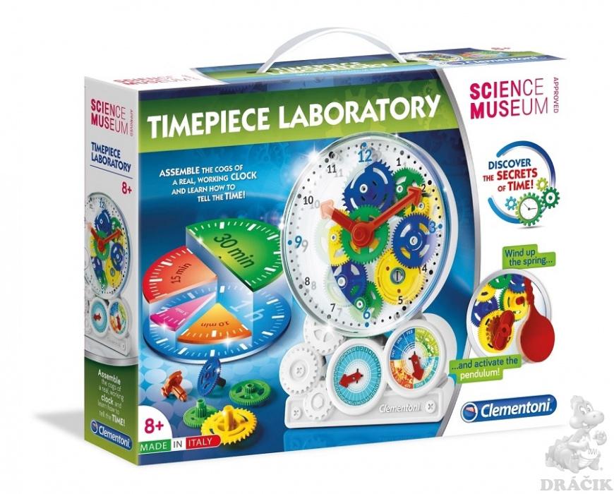 3010cbeed Laboratórium času | Dráčik