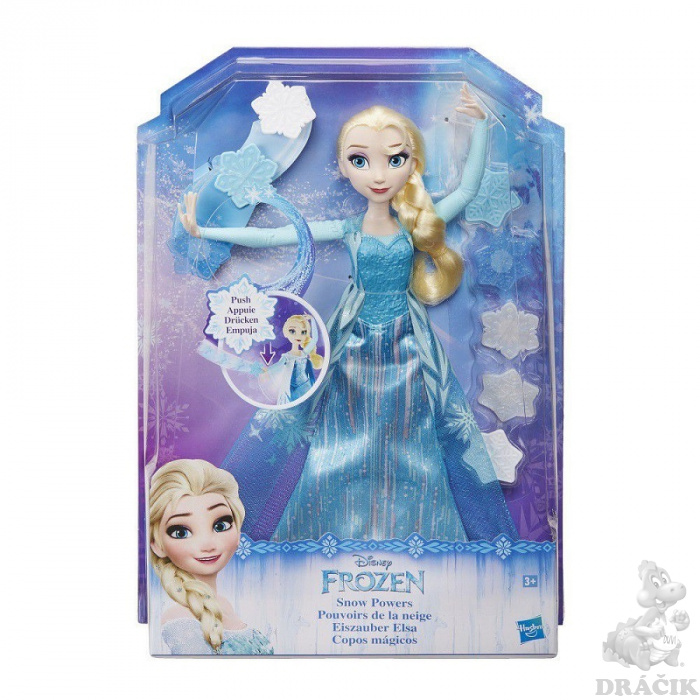 96b62408c Bábika – Princezná Elsa   Dráčik