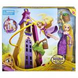 509c8b232 Bábika Rapunzel a zámok