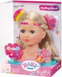 6280fd2f3 Baby Born - Česacia hlava
