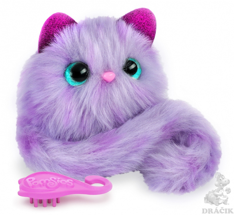 roztomilý Lil mačička klasické fajčenie trubice