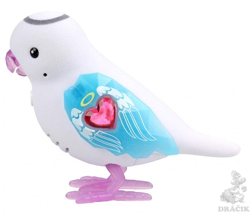 0b82089e8 Little Live Pets - Vtáčik biely | Dráčik